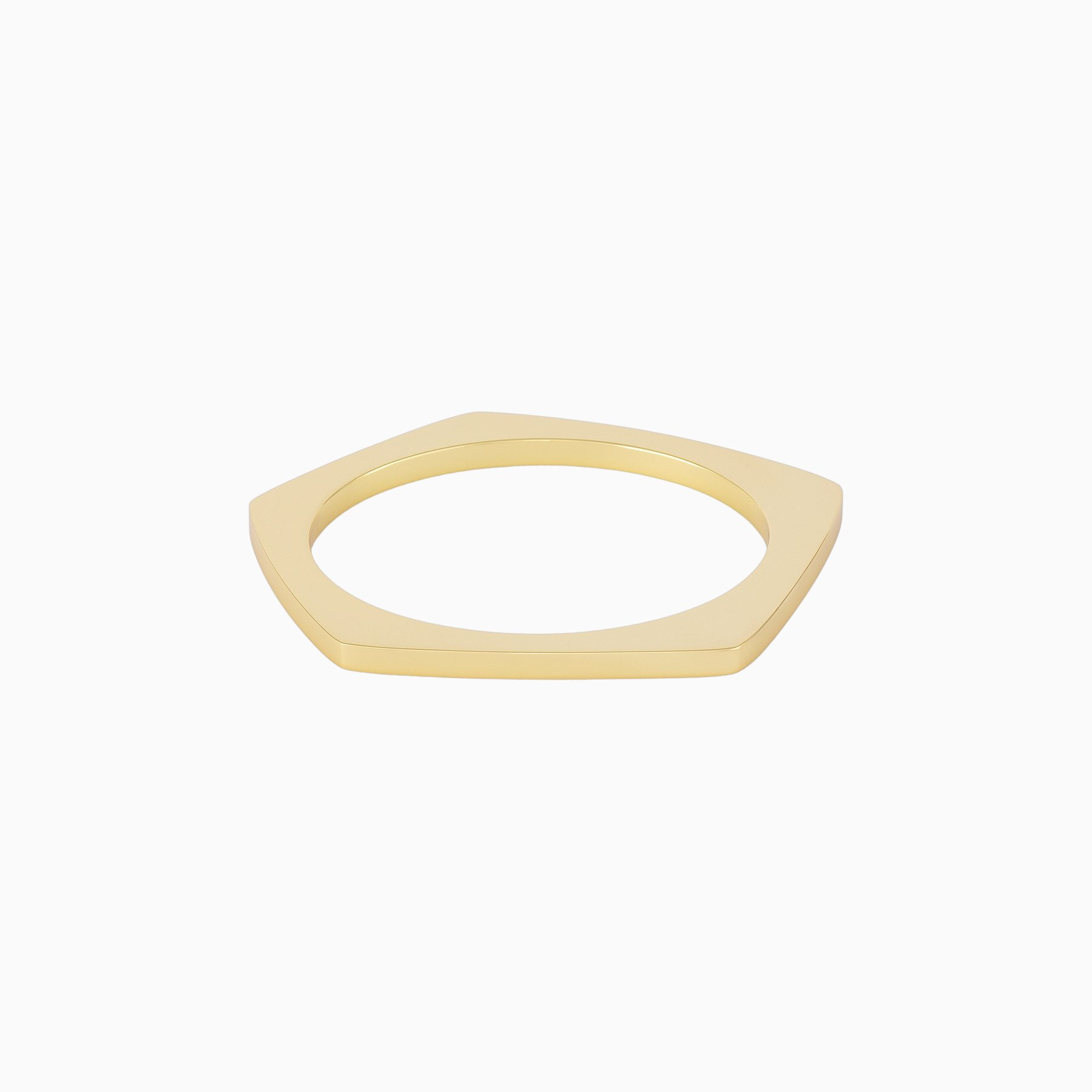 Uncommon James: Castello Bracelet - Gold