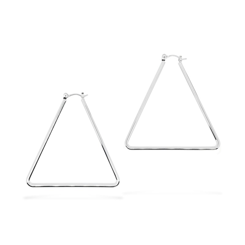 Uncommon James: Chemistry Earrings - Silver