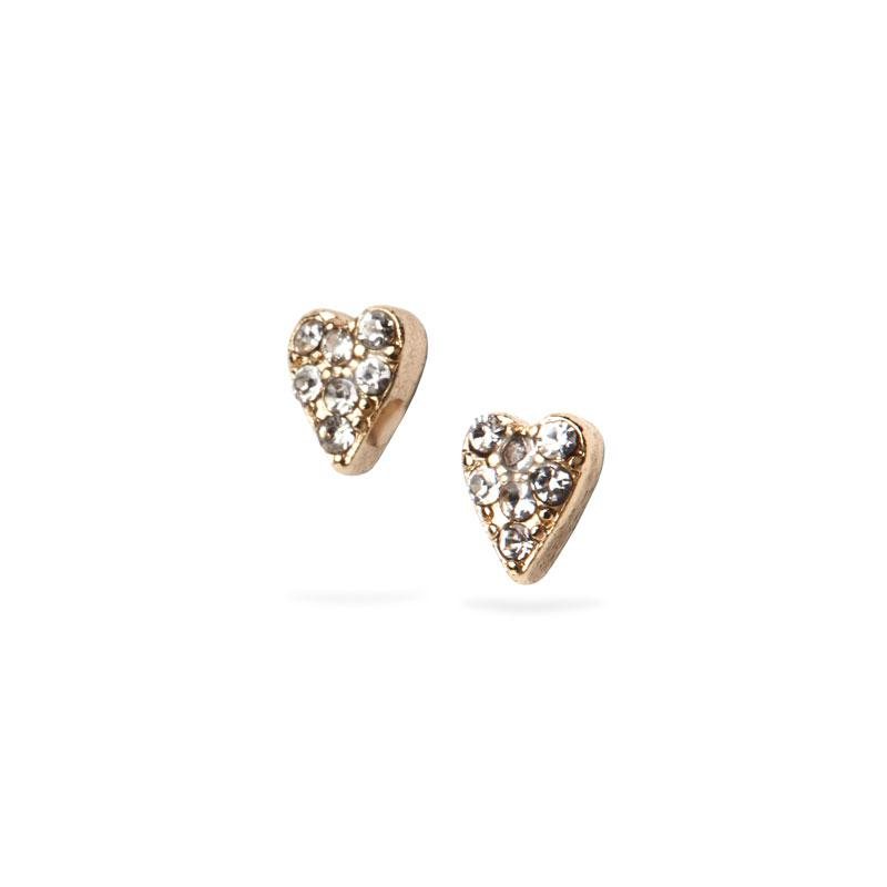 Uncommon James: Melt My Heart Earrings - Gold