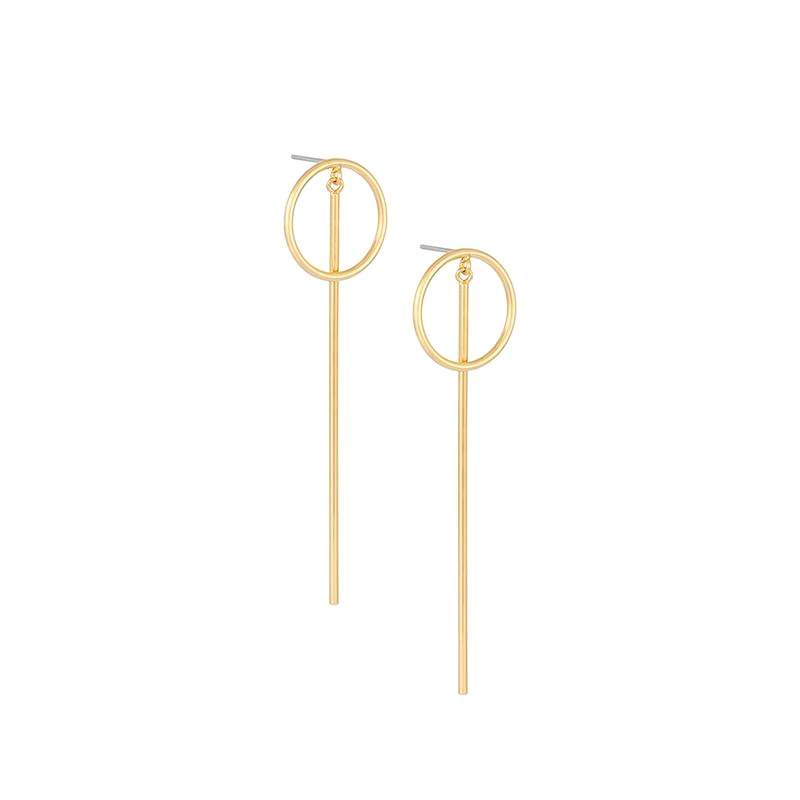 Uncommon James: Revival Earrings - Gold