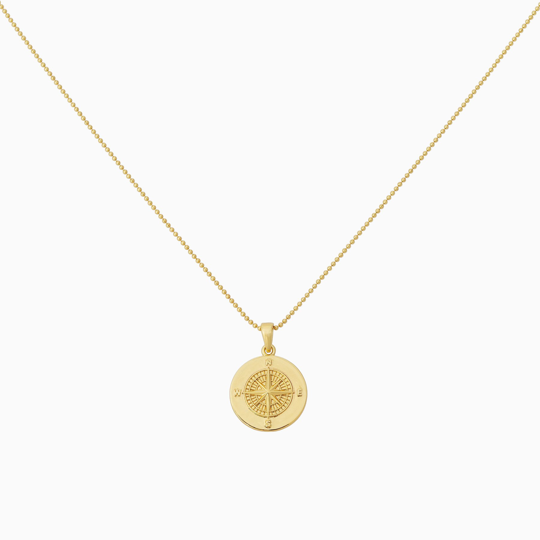 Uncommon James: Andiamo Necklace - Gold