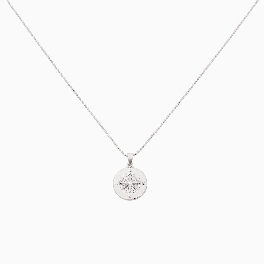 Uncommon James: Andiamo Necklace - Silver