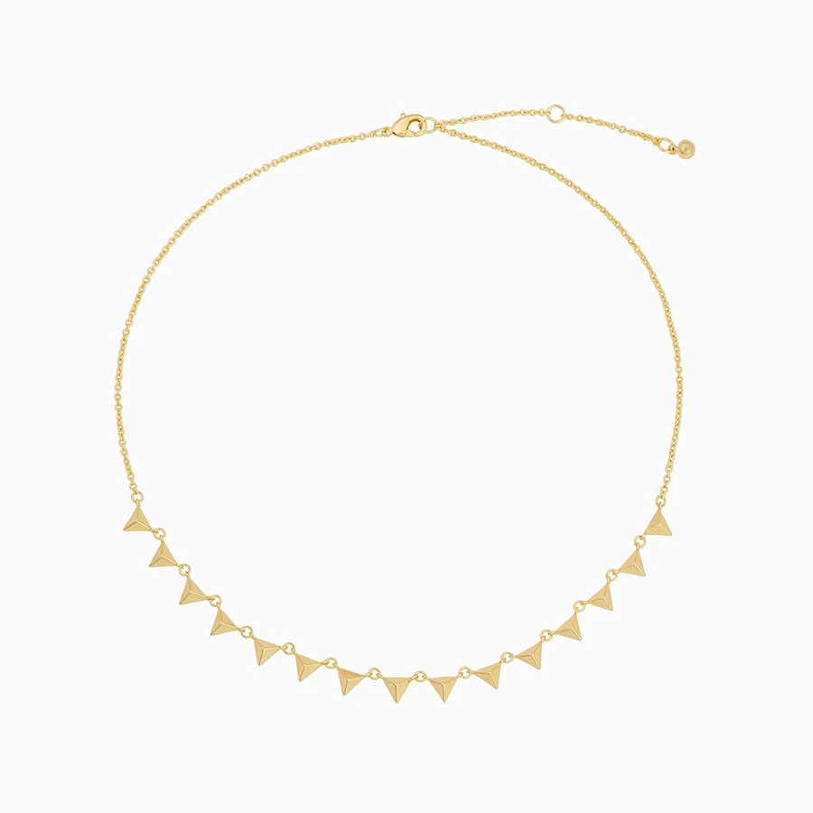 Uncommon James: Empress Necklace - Gold