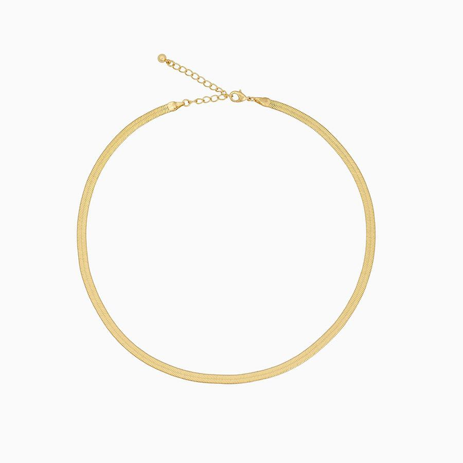 Uncommon James: Horizon Necklace - Gold