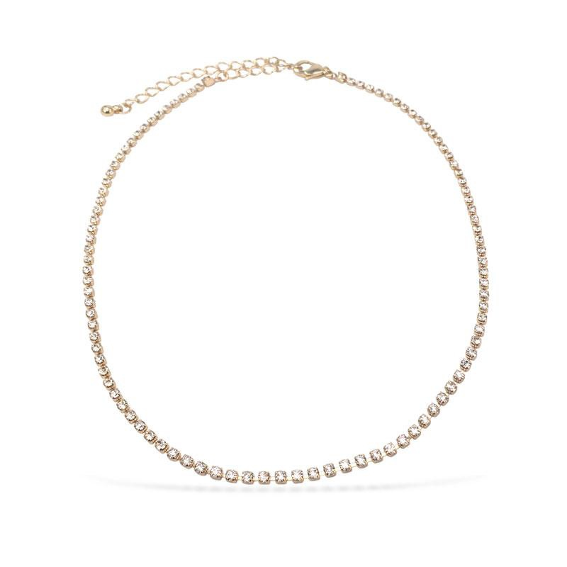 Uncommon James: Purdy Necklace - Gold