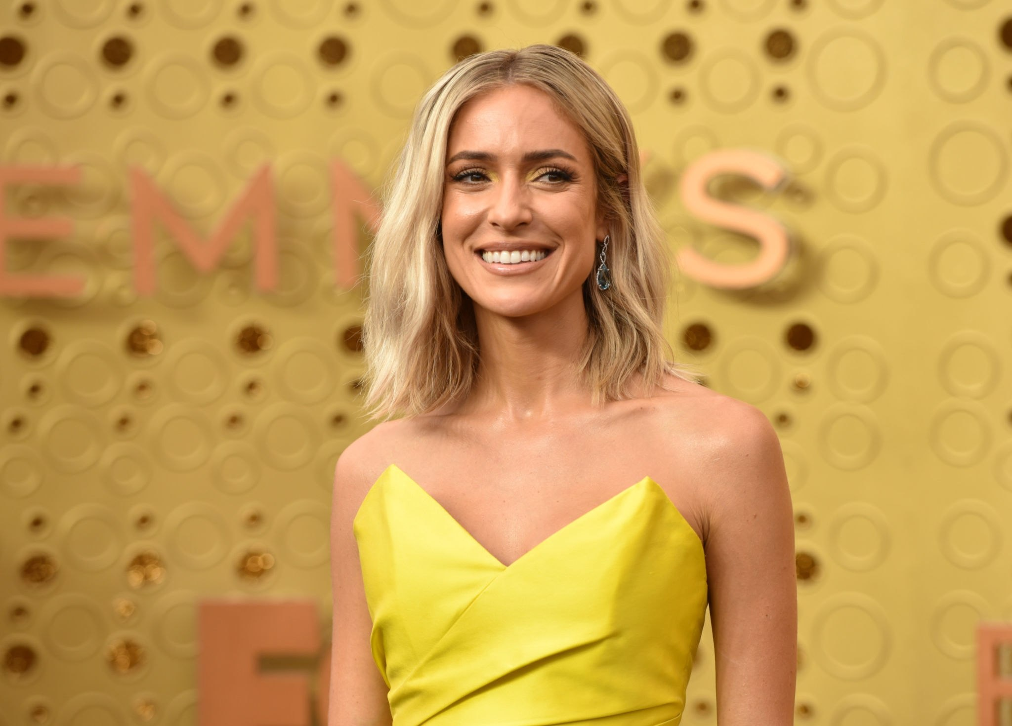 Kristin Cavallari at 71st Annual Primetime Emmy Awards - September 22, 2019