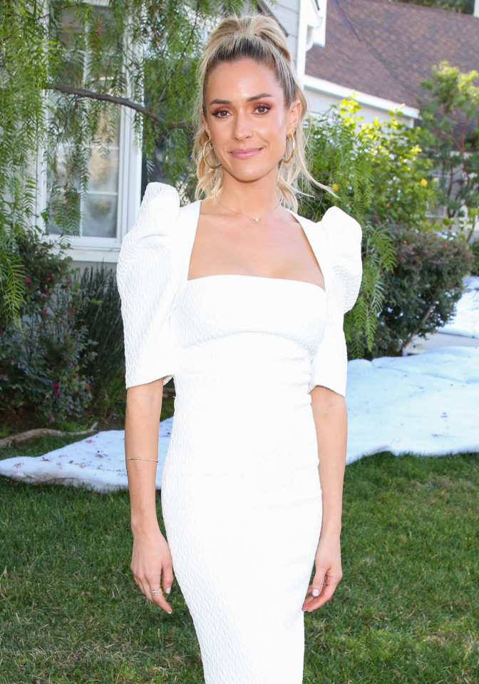 Kristin Cavallari at Home & Family, January 7, 2020
