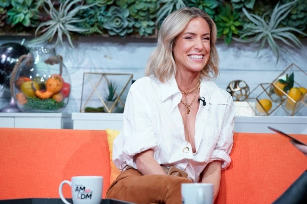 Kristin Cavallari at Buzzfeed AM to DM, January 8, 2020