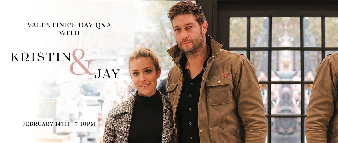 Uncommon James Chicago presents Q & A with Kristin and Jay